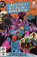 Justice League of America 251
