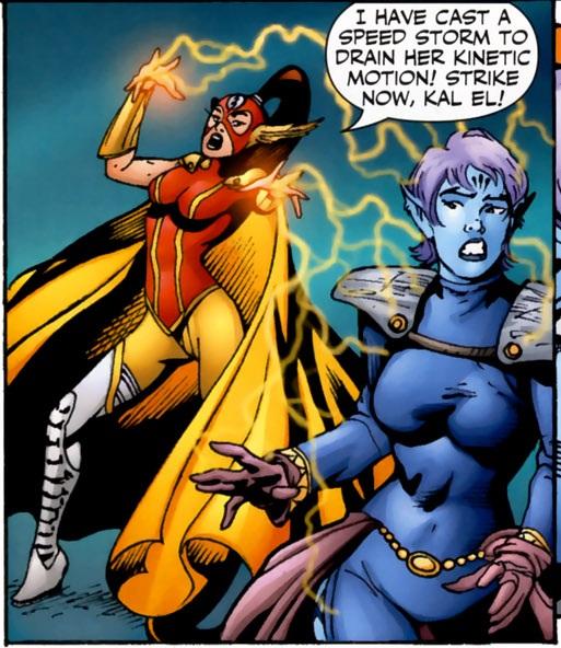 Pre 52 Flash Family   Zoom vs Marvel Earth - Battles - Comic Vine