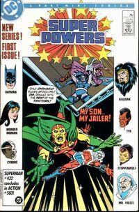 Super Powers Vol 3 1