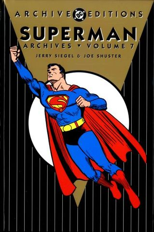 File:Superman Archives, Volume 7.jpg