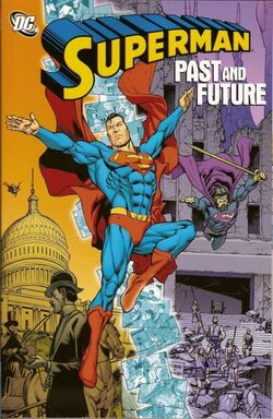 Cover for the Superman: Past and Future Trade Paperback