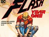 The Flash: Year One (Collected)