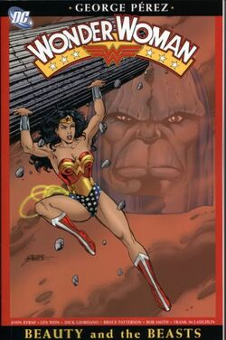 Cover for the Wonder Woman: Beauty and the Beasts Trade Paperback