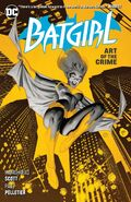 Batgirl Art of the Crime TPB