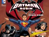 Batman and Robin: Robin Rises (Collected)