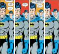 Bruce and Dick - Batman 416