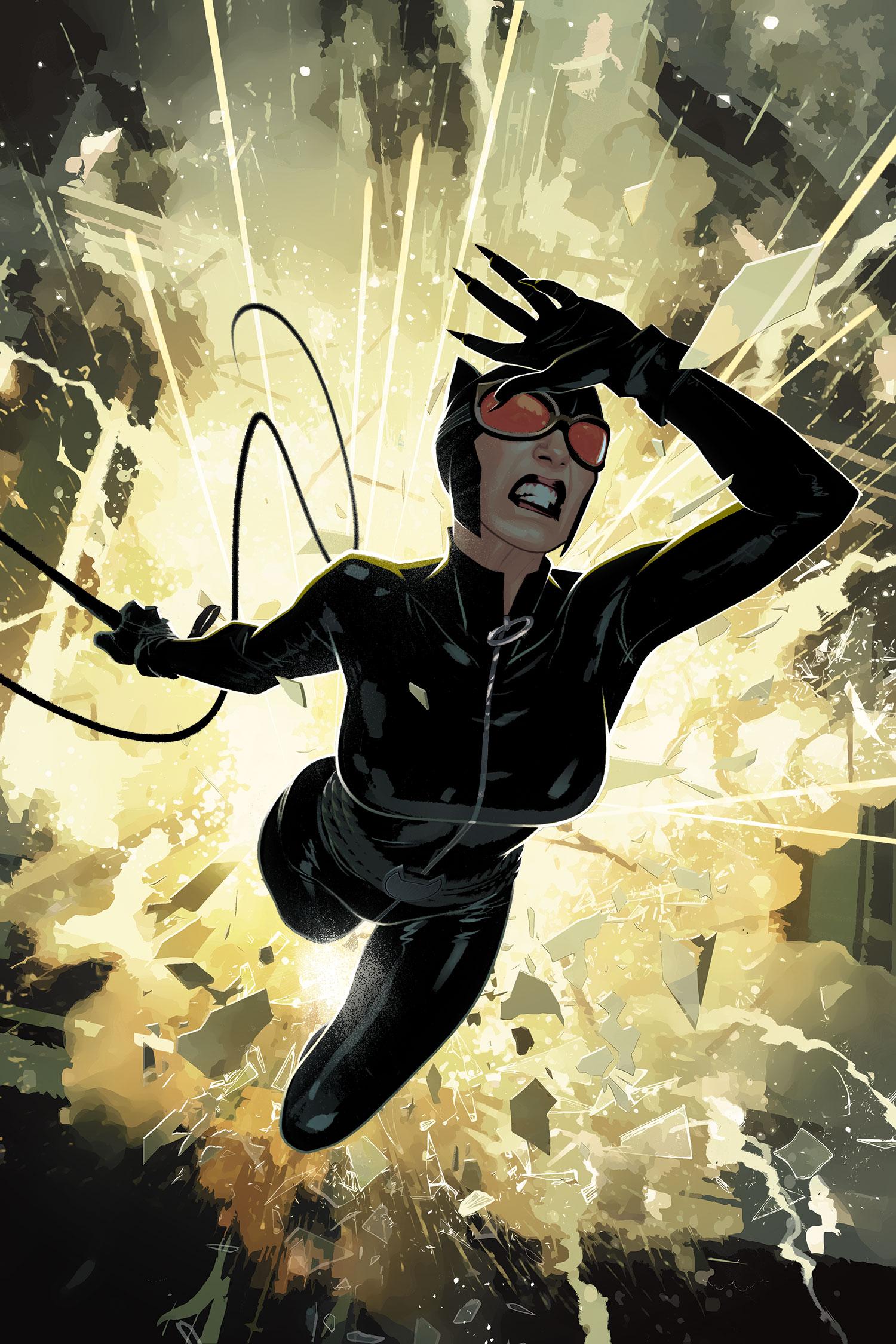 Dc comics catwoman bisexual