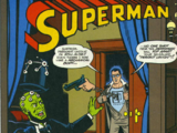 Abraham Brainiac Lincoln (Clark Kent, Metallo)