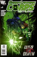 Green Lantern Corps Recharge Vol 1 2