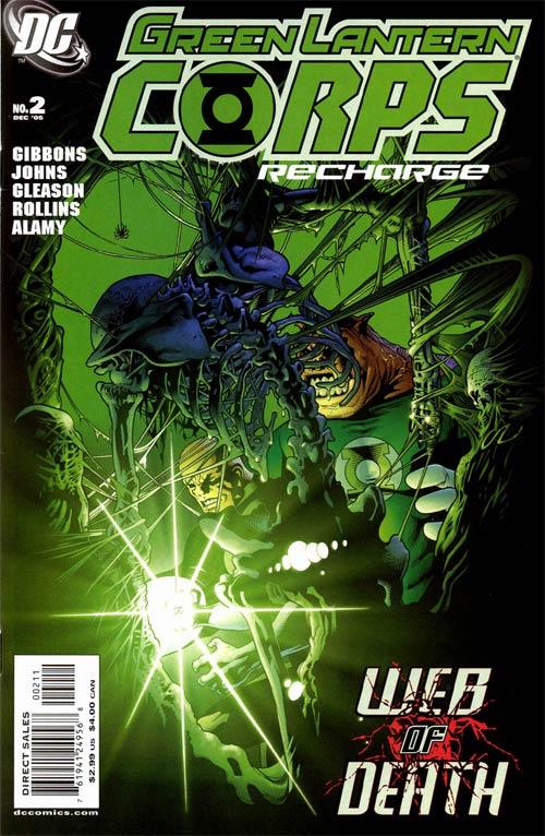 green lantern corps recharge vol 1 2 dc database fandom powered