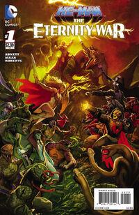 He-Man The Eternity War Vol 1 1