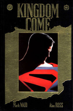Cover for the Kingdom Come Trade Paperback
