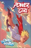 Power Girl Bomb Squad TPB