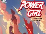 Power Girl: Bomb Squad (Collected)