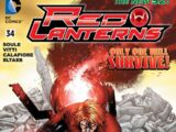 Red Lanterns Vol 1 34