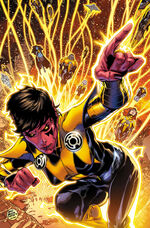 Sinestro Vol 1 22 Textless