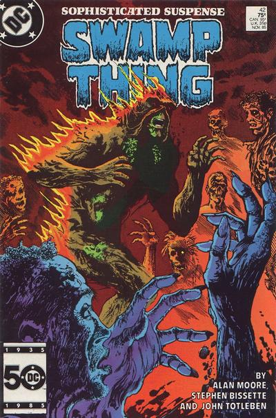 Swamp Thing Vol 2 42 Dc Database Fandom Powered By Wikia
