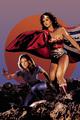 Wonder Woman '77 Meets the Bionic Woman Vol 1 4 Textless