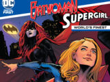 World's Finest: Batwoman and Supergirl Vol 1 1 (Digital)