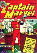 Captain Marvel Adventures Vol 1 25