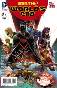 Earth 2 Worlds End Vol 1 1