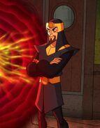 Felix Faust Harley Quinn TV Series 0001