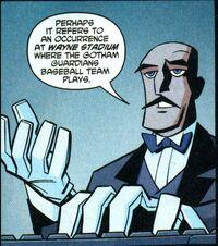 Gotham Guardians 001