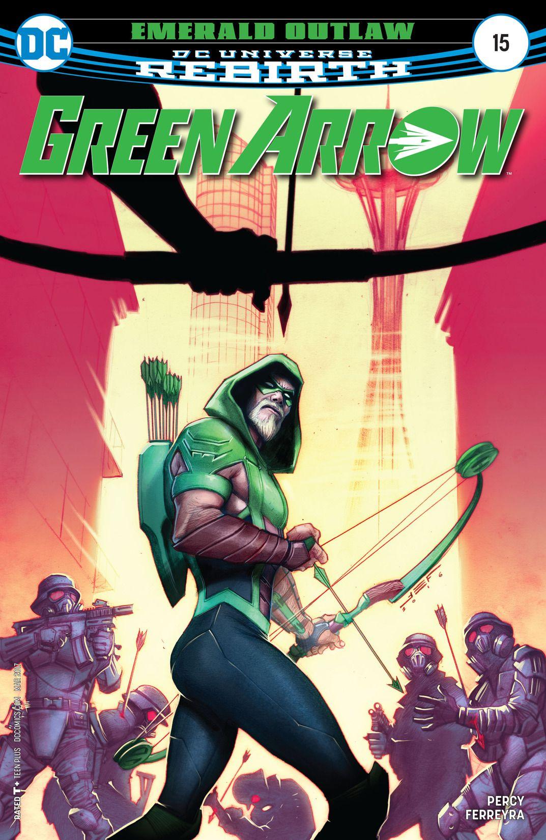 Pdf comics green arrow