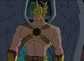 Hawkman The Batman 002