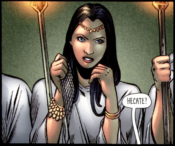 Hecate New Earth Dc Database Fandom