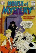 House of Mystery v.1 124