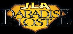 JLA Paradise Lost (1998) logo