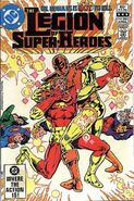 Legion of Super-Heroes Vol 2 286