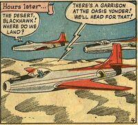 North American F-86 Sabre 0001