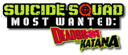 Suicide Squad Most Wanted (2016) logo1