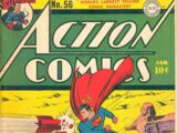 Action Comics Vol 1 56