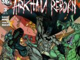 Arkham Reborn Vol 1 3
