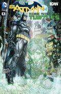 Batman Teenage Mutant Ninja Turtles Vol 1 4