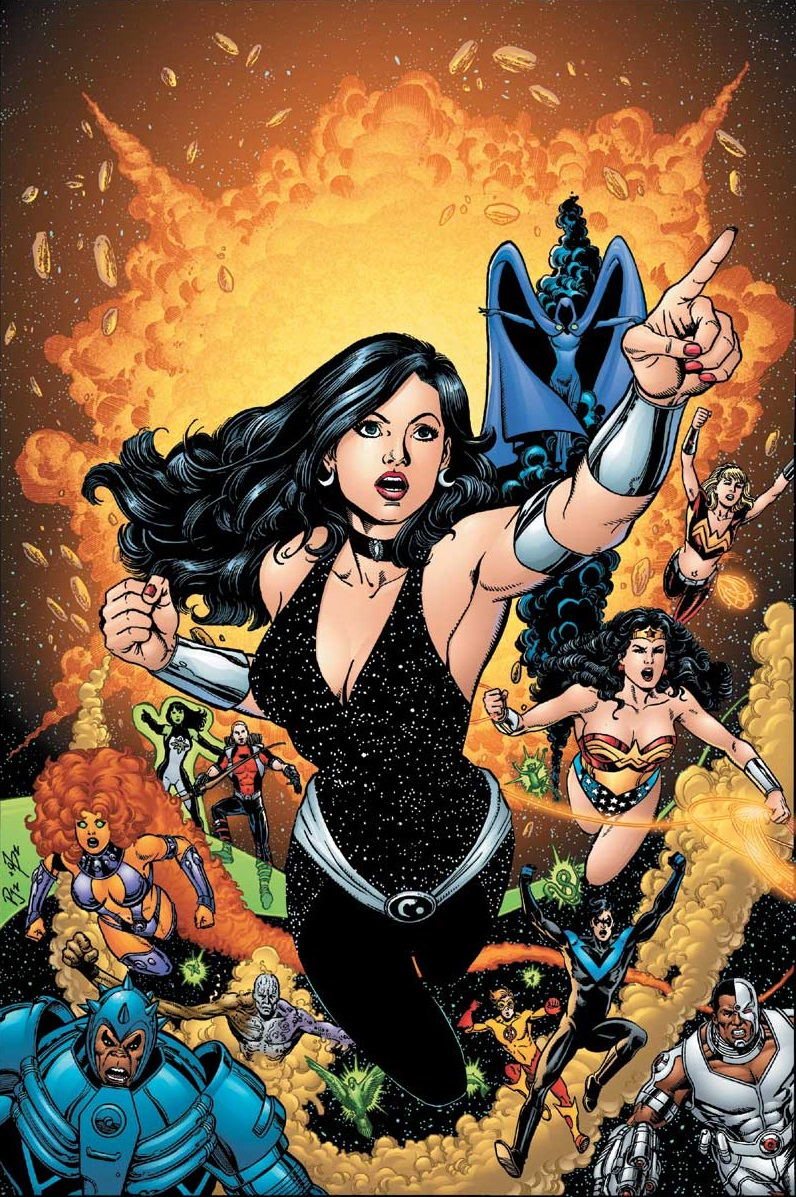 Donna Troy New Earth Dc Database Fandom Powered By Wikia