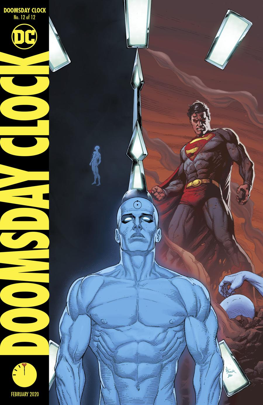 Doomsday Clock Vol 1 12 Dc Database Fandom