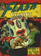 Flash Comics 52