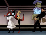 New Batman Adventures (TV Series) Episode: Holiday Knights
