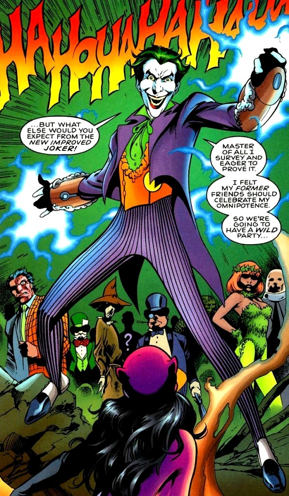 Joker (The Nail) | DC Database | FANDOM powered by Wikia
