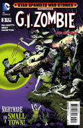 Star Spangled War Stories Featuring G.I. Zombie Vol 1 3