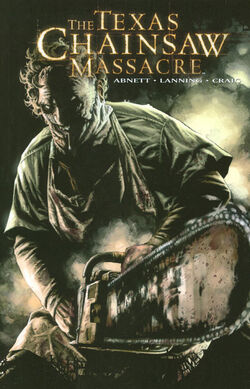 Cover for the Texas Chainsaw Massacre Trade Paperback