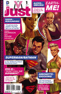 The Multiversity The Just Vol 1 1