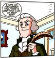 Thomas Jefferson DC Super Friends 001