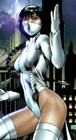 White Canary (New Earth) 03