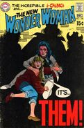Wonder Woman Vol 1 185
