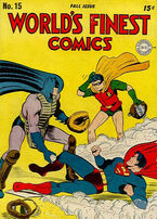 Worlds Finest Volume 1